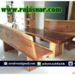 Sofa Tamu Trembesi Solid Minimalis Moderen
