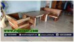 Sofa Tamu Trembesi Antik