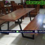Meja Rumah Makan Moderen